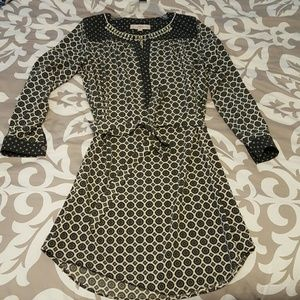 Dress-- wear with or without belt